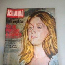 Coleccionismo de Revistas y Periódicos: REVISTA ACTUALIDAD. Lote 180034166