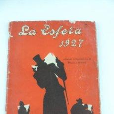 Coleccionismo de Revistas y Periódicos: LA ESFERA 1927 Nº EXTRAORDINARIO, CON VARIAS ILUSTRACIONES, PORTADA ILUSTRADA POR BARTOLOZZI, TIENE. Lote 180081416