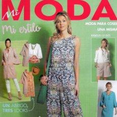 Coleccionismo de Revistas y Periódicos: MI MODA N. 8 - MODA PARA COSER UNA MISMA TALLA 34-46 (NUEVA). Lote 180107032