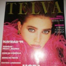 Coleccionismo de Revistas y Periódicos: REVISTA TELVA N 632. Lote 180127888