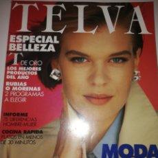 Coleccionismo de Revistas y Periódicos: REVISTA TELVA N 634. Lote 180128207