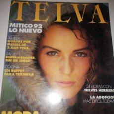 Coleccionismo de Revistas y Periódicos: REVISTA TELVA N 633. Lote 180128357