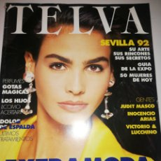Coleccionismo de Revistas y Periódicos: REVISTA TELVA N 635. Lote 180128686