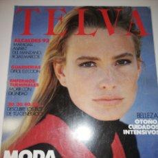 Coleccionismo de Revistas y Periódicos: REVISTA TELVA N 630. Lote 180129291