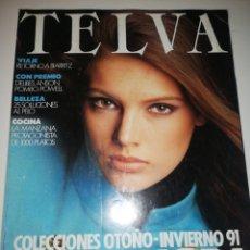 Coleccionismo de Revistas y Periódicos: REVISTA TELVA N 629. Lote 180129365