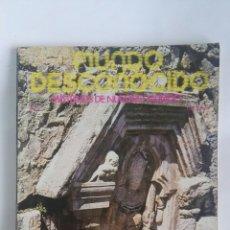 Coleccionismo de Revistas y Periódicos: REVISTA MUNDO DESCONOCIDO N° 8 HOMBRES PÁJARO OVNIS. Lote 180141927