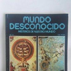 Coleccionismo de Revistas y Periódicos: REVISTA MUNDO DESCONOCIDO N° 31 KABALA SIRAGUSA. Lote 180143997