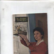 Coleccionismo de Revistas y Periódicos: MERIDIANO FEMENINO NUMERO 156: DOÑA JACOBA DIAZ. Lote 180147005