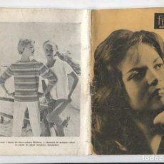 Coleccionismo de Revistas y Periódicos: MERIDIANO FEMENINO NUMERO 161: ALINE MARIE CHAZAL MADRE DE PAUL GAYGVIN. Lote 180147011