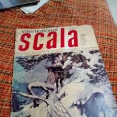 Coleccionismo de Revistas y Periódicos: REVISTA INTERNATIONAL SCALA EDICION EN ESPAÑOL. Lote 180148425