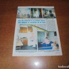 Coleccionismo de Revistas y Periódicos: RETAL 1970: LINA MORGAN. Lote 180149543