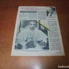 Coleccionismo de Revistas y Periódicos: RETAL 1970: ANTHONY QUINN, ESTA ES MI VIDA CAP. 1 - RUEGO DE CORREOS. Lote 180149612