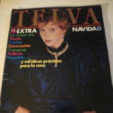 Coleccionismo de Revistas y Periódicos: REVISTA TELVA N 454 1982. Lote 180156016