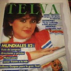 Coleccionismo de Revistas y Periódicos: REVISTA TELVA N 444. Lote 180156595