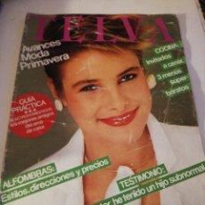 Coleccionismo de Revistas y Periódicos: REVISTA TELVA N 436. Lote 180156993