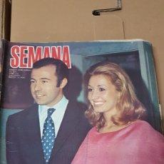 Coleccionismo de Revistas y Periódicos: REVISTA SEMANA 10 FEBRERO 1978. Lote 180194608