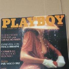 Coleccionismo de Revistas y Periódicos: PLAYBOY 12 OCTUBRE 1979. Lote 180203807