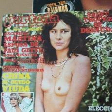 Coleccionismo de Revistas y Periódicos: LA REVISTA MAS SEXY PORTADA. Lote 180203867