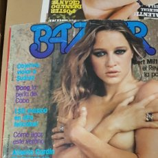 Coleccionismo de Revistas y Periódicos: REVISTA SÓLO PARA ADULTOS BAZAR. Lote 180203930