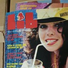 Coleccionismo de Revistas y Periódicos: RECHSTA PARA ADULTOS LIB MARZO 1977. Lote 180204386
