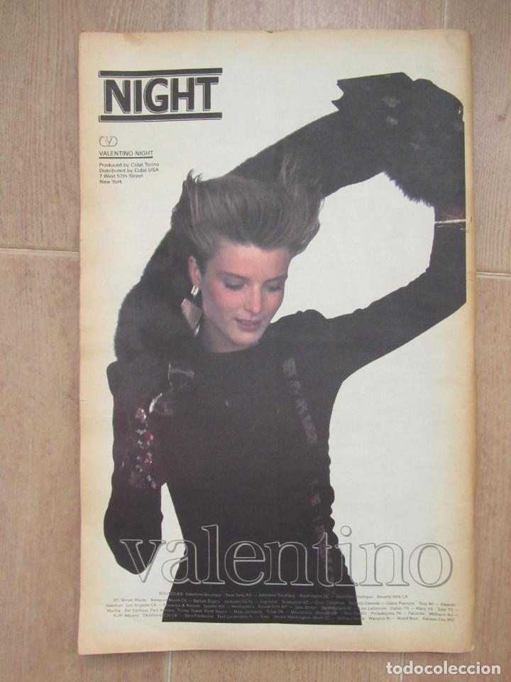 Coleccionismo de Revistas y Periódicos: Revista Interview Septiembre 1984 nº 9 Joan Collins TV Special - Foto 3 - 180242388