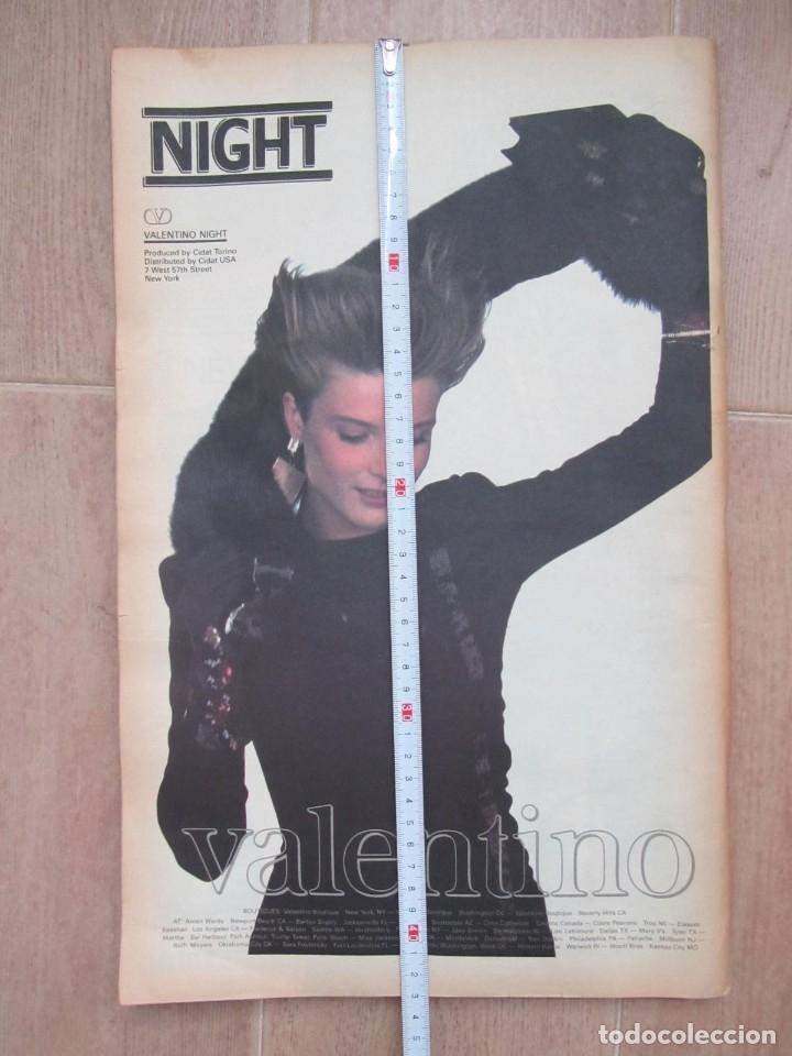 Coleccionismo de Revistas y Periódicos: Revista Interview Septiembre 1984 nº 9 Joan Collins TV Special - Foto 4 - 180242388