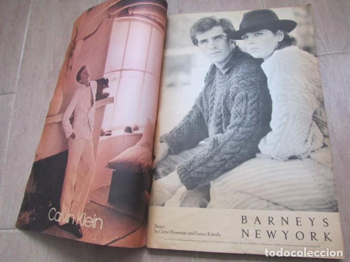 Coleccionismo de Revistas y Periódicos: Revista Interview Septiembre 1984 nº 9 Joan Collins TV Special - Foto 6 - 180242388