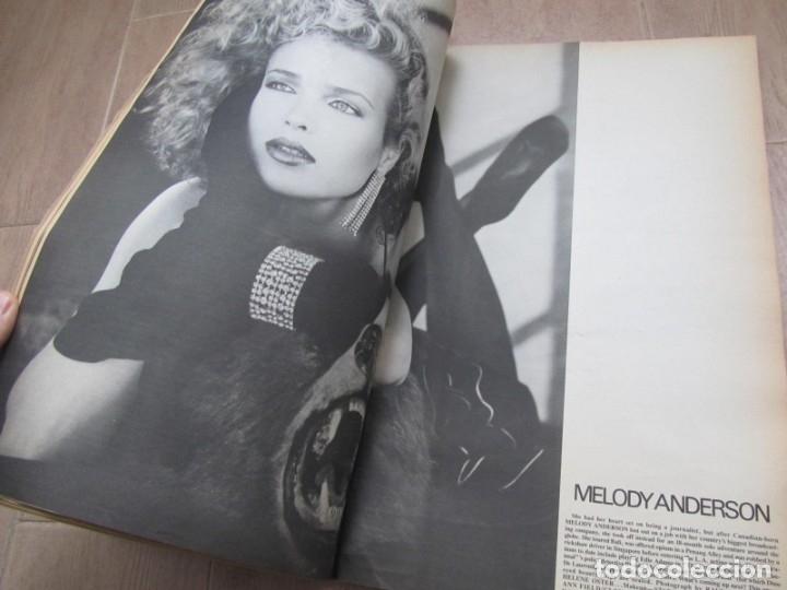 Coleccionismo de Revistas y Periódicos: Revista Interview Septiembre 1984 nº 9 Joan Collins TV Special - Foto 12 - 180242388