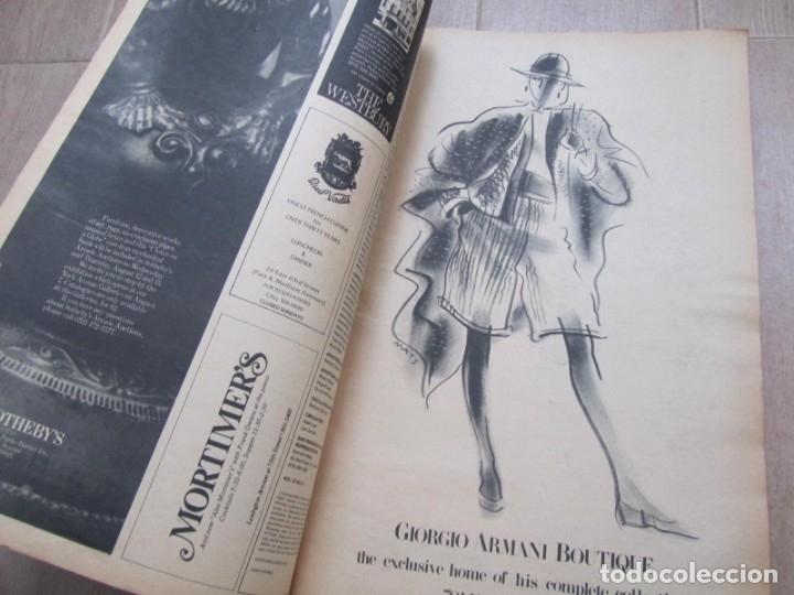 Coleccionismo de Revistas y Periódicos: Revista Interview Agosto 1981 nº 8 Mick Jagger, Rolling Stones - Foto 7 - 180242537