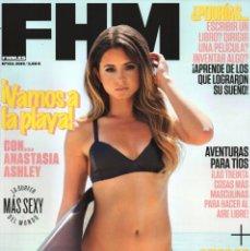 Coleccionismo de Revistas y Periódicos: FHM N. 134 - EN PORTADA: ANASTASIA ASHLEY (NUEVA). Lote 180245200