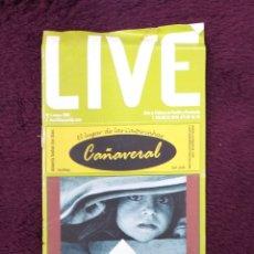 Coleccionismo de Revistas y Periódicos: LIVE SEVILLA REVISTA DE OCIO Y CULTURA N°4 ENERO 2005. Lote 180248468