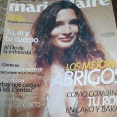 Coleccionismo de Revistas y Periódicos: REVISTA NÚM. 134 MARIE CLAIRE .-ASTRID MUÑOZ, OLGA MENENDEZ, ANNE HECHE, D. COPPERFIELD,, MUCHA MODA. Lote 180250190
