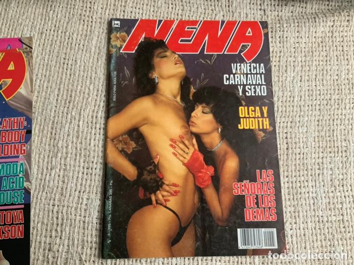 NENA Nº 5 ( REVISTA EROTICA DE LOS 90 ) (Coleccionismo - Revistas y Periódicos Modernos (a partir de 1.940) - Otros)