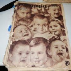 Coleccionismo de Revistas y Periódicos: REVISTA ESTAMPA AÑO 1934 NÚMERO 363.. Lote 180263313