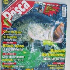 Coleccionismo de Revistas y Periódicos: FEDER PESCA LA REVISTA LIDER DE LA PESCA Nº 110 12-20015 STREAMER OTRA FORMA DE PESCAR SALMONES . Lote 180284932