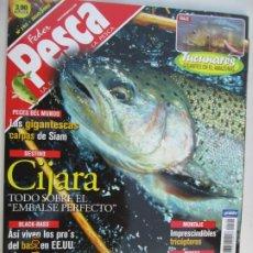 Coleccionismo de Revistas y Periódicos: FEDER PESCA LA REVISTA LIDER DE LA PESCA Nº 105 JULIO 2005 CIJARA TODOS SOBRE EL EMBALSE PERFECTO. Lote 180285456