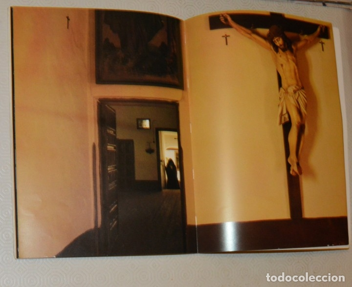 Coleccionismo de Revistas y Periódicos: PHOTO - DOUBLE PAGE - CARMELITES D´AVILA / CARMELITAS DE AVILA - EN FRANCÉS - Foto 6 - 180290397