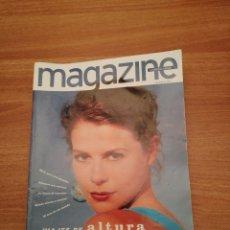 Coleccionismo de Revistas y Periódicos: LOTE DE 9 REVISTAS MAGAZINE , Nº EN EL INTERIOR . Lote 180290838
