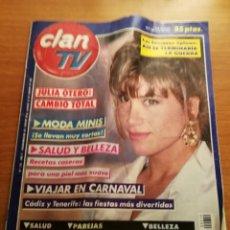Coleccionismo de Revistas y Periódicos: CLAN TV 210. Lote 180297231