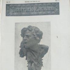 Coleccionismo de Revistas y Periódicos: ILUSTRACIÓ CATALANA Nº91 1905 LA CHARTREUSE A TARRAGONA. Lote 180397441