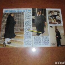 Coleccionismo de Revistas y Periódicos: RETAL 1986: CARMINA ORDOÑEZ . Lote 180429911
