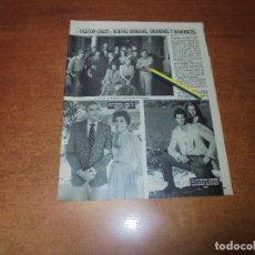 Coleccionismo de Revistas y Periódicos: CLIPPING 1986: FALCON CREST - C. WESTERDORP - . Lote 180430570