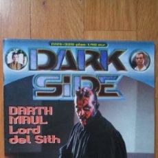 Coleccionismo de Revistas y Periódicos: DARK SIDE 14. REVISTA DEDICADA AL UNIVERSO STAR WARS. Lote 180475230