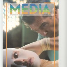 Coleccionismo de Revistas y Periódicos: MEDIA. REVISTA DE INFORMACIÓN PROGRAMA MEDIA DE LA UE. SEPTIEMBRE, 2011. (P/B78). Lote 180870216