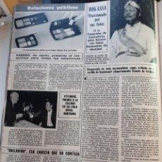 Collectionnisme de Revues et Journaux: BOKASSA. Lote 230108650