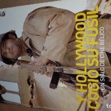 Coleccionismo de Revistas y Periódicos: REVISTA FOTOGRAMAS. AÑO 2006. ESPECIAL CINE BÉLICO.. Lote 180953333