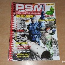 Coleccionismo de Revistas y Periódicos: PSM N°2 REVISTA PLAYSTATION INDEPENDIENTE. Lote 180959006