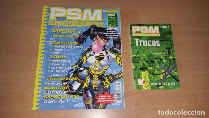 PSM N°7 CON GUÍA REVISTA PLAYSTATION INDEPENDIENTE (Coleccionismo - Revistas y Periódicos Modernos (a partir de 1.940) - Otros)