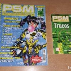 Coleccionismo de Revistas y Periódicos: PSM N°7 CON GUÍA REVISTA PLAYSTATION INDEPENDIENTE. Lote 180959411