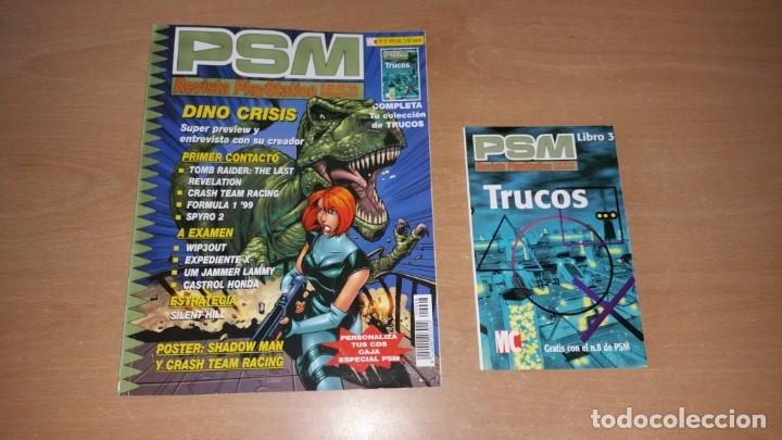 PSM N° 8 CON GUÍA REVISTA PLAYSTATION INDEPENDIENTE (Coleccionismo - Revistas y Periódicos Modernos (a partir de 1.940) - Otros)